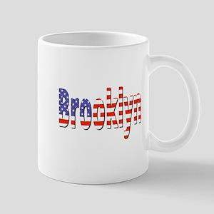 Patriotic Brooklyn Mugs