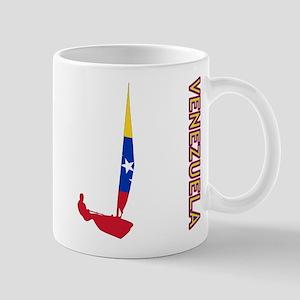 Sailing Venezuela Mug