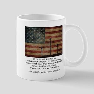 Defining Forces Mug