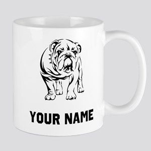 Bulldog Mugs