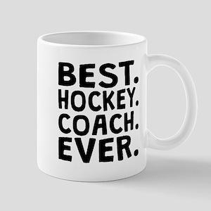 Best Hockey Coach Ever Mugs
