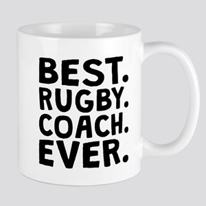 Best Rugby Coach Ever Mugs