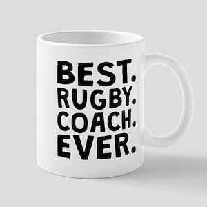 Best Rugby Coach Ever Mugs
