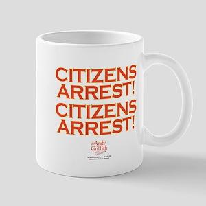 Citizens Arrest Mug