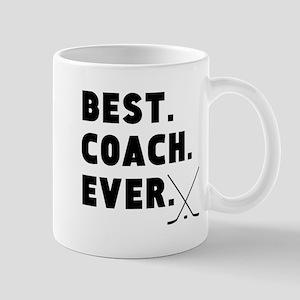 Best Coach Ever Hockey Mugs
