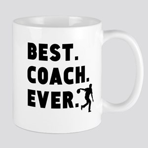 Best Coach Ever Bowling Mugs