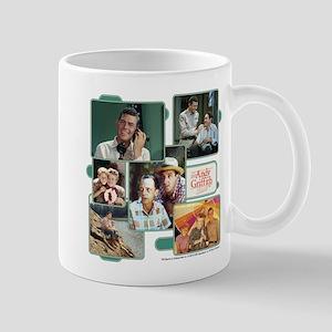 Andy Griffith Collage Mug