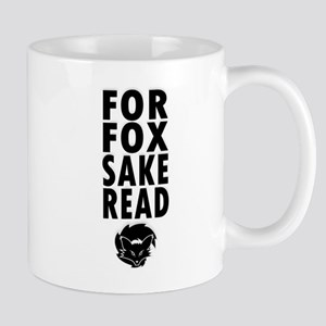 For Fox Sake Read Mugs