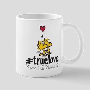 Woodstock True Love - Personalized Mug
