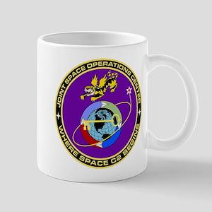 Jt Space Ops Ctr Mug Mugs