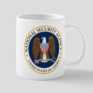 National Security Agency Mug Mugs