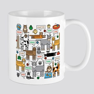 What Cats Say Mugs