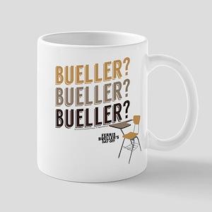 Bueller X3 Mug