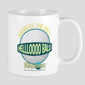The Honeymooners: Helllooo Ball Mug