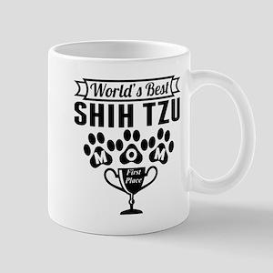 World's Best Shih Tzu Mom Mugs
