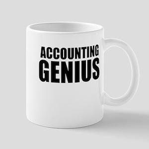 Accounting Genius Mugs