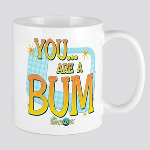 The Honeymooners: You Are A Bum Mug
