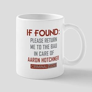 IF FOUND... Mugs