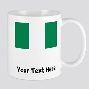 Nigerian Flag Mugs