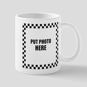 Put Photo Here Mugs
