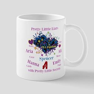 PLL Fandom Mugs