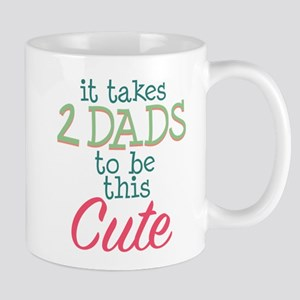 2 Dads to be This Cute Mug