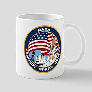 Kennedy Space Center Mug Mugs