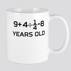 17th Birthday Algebra Equation Mugs