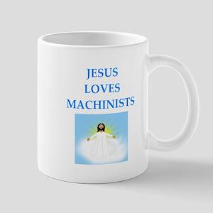 machinist Mugs