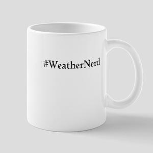 #WeatherNerd Mugs