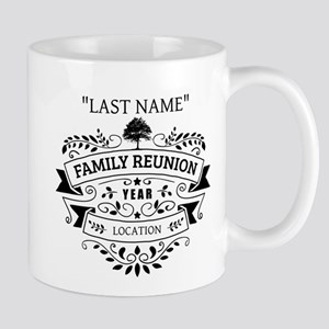 Custom Family Reunion Mug