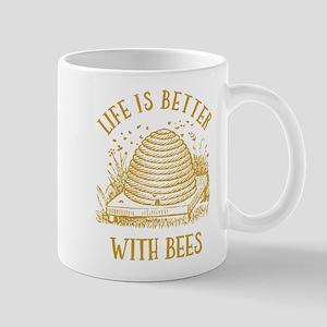 Life's Better With Bees Mug