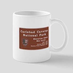 Carlsbad Caverns National Park, New Mex Mug