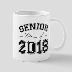 Class Of 2018 Senior Mug