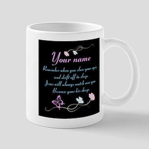 Personalize His Sheep Mugs