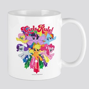 MLP Girls Rule! Mug