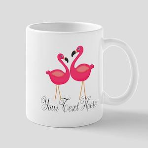Pink Flamingos Mugs