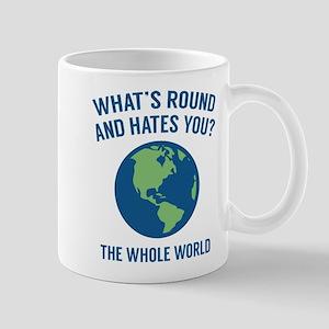 The Whole World Mug