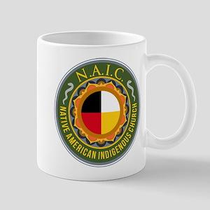 NAIC Shield Mugs