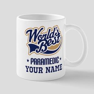 Paramedic Personalized Gift Mugs