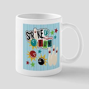 Bowling Sports Fun Mug