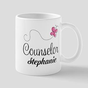 Personalized Counselor Gift Mugs