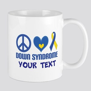Down Syndrome Personalized Mugs
