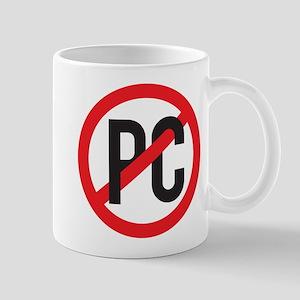 Anti PC Mugs