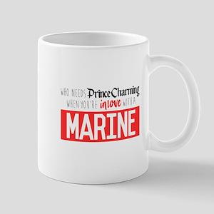 USMC Prince Charming Mug
