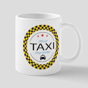 Taxi TV Binge Watcher Mug