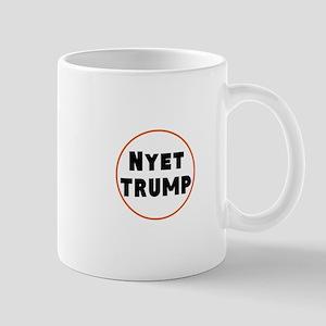 Nyet Trump, No Trump/Putin Mugs