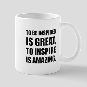 Inspire Is Amazing Mugs
