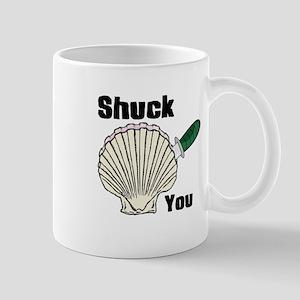 Shuck You Oyster Mugs