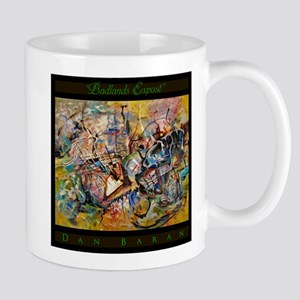 Badlands Expose Mugs